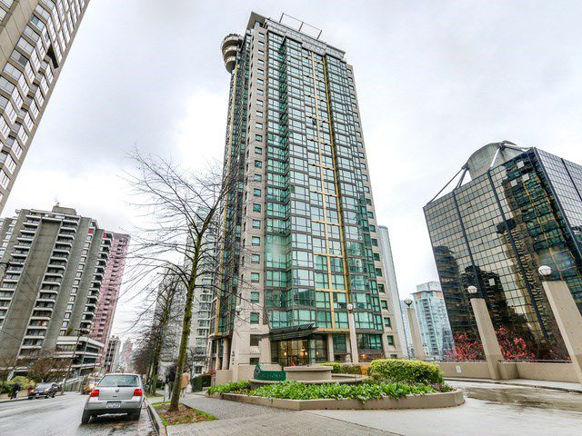 Main Photo: 1101 1367 ALBERNI Street in Vancouver: West End VW Condo for sale (Vancouver West)  : MLS®# R2062584