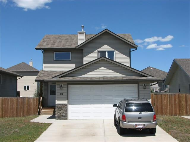 Main Photo: 80 Hillview Drive: Strathmore House for sale : MLS®# C4069276