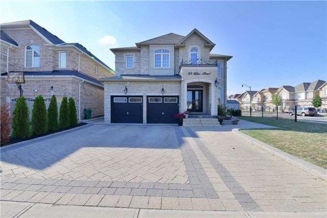 Main Photo: 48 Bliss Street in Brampton: Bram East House (2-Storey) for sale : MLS®# W3576469