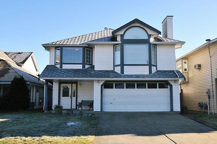 Main Photo: 11608 WARESLEY Street in Maple Ridge: Southwest Maple Ridge House for sale : MLS®# R2135015