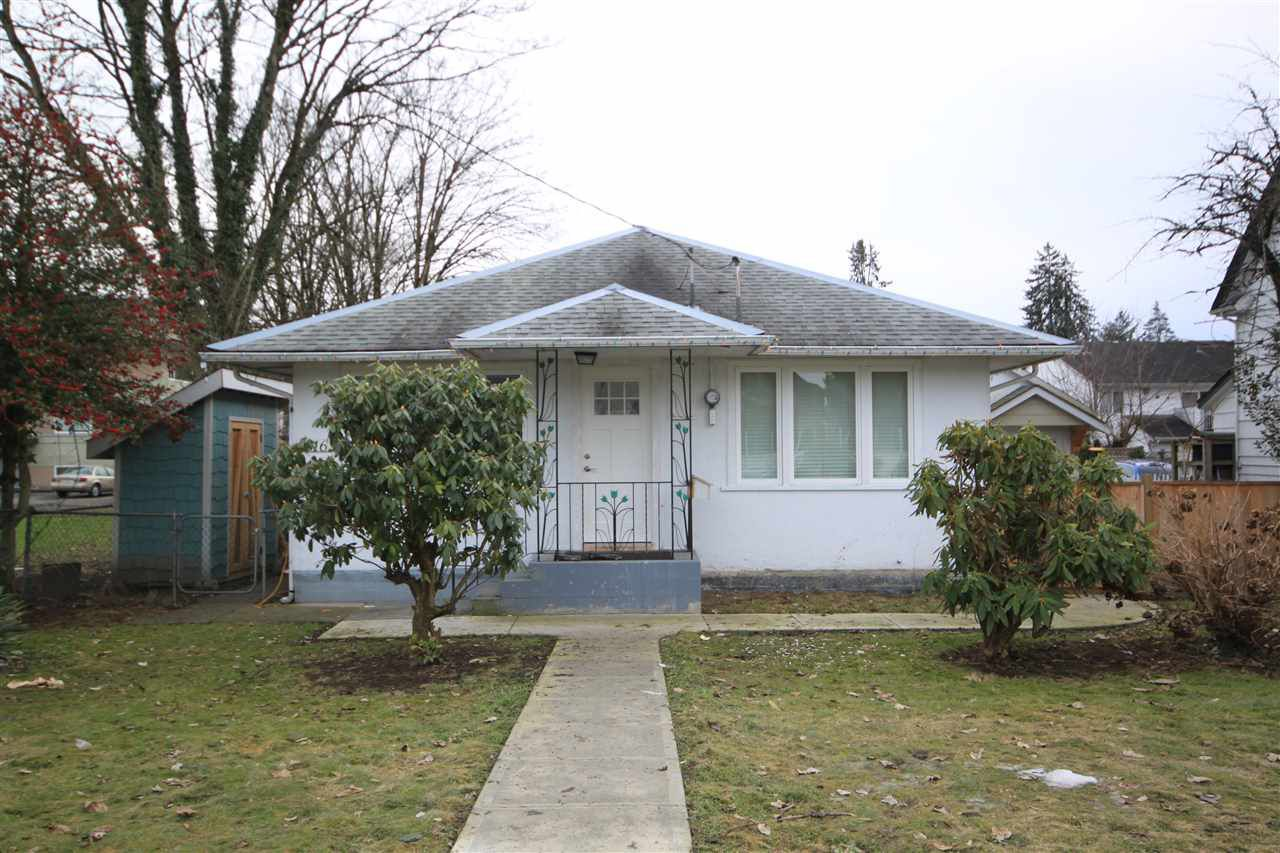 Main Photo: 46162 MARGARET Avenue in Chilliwack: Chilliwack E Young-Yale House for sale : MLS®# R2135279