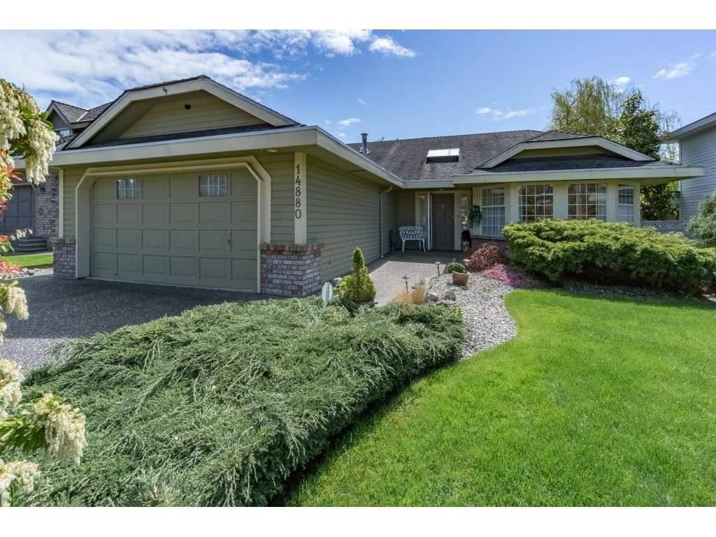 """Main Photo: 14880 20A Avenue in Surrey: Sunnyside Park Surrey House for sale in """"Meridian Estates"""" (South Surrey White Rock)  : MLS®# R2160143"""