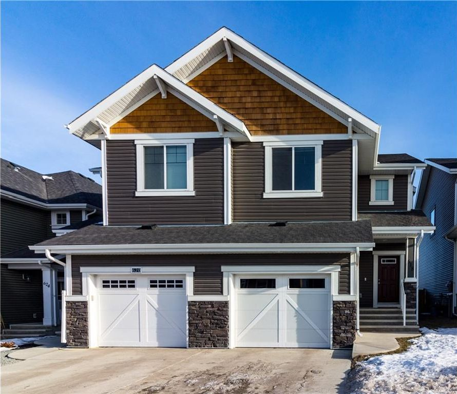Main Photo: 618 RIVER HEIGHTS Crescent: Cochrane House for sale : MLS®# C4163041