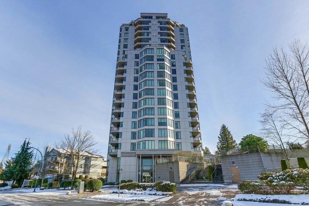 "Main Photo: 501 13880 101 Avenue in Surrey: Whalley Condo for sale in ""Odyssey Tower"" (North Surrey)  : MLS®# R2241789"