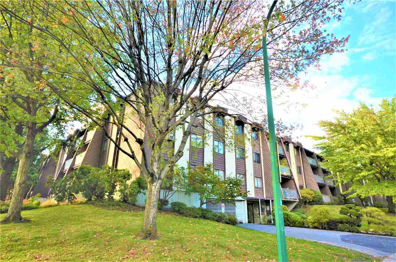 Main Photo: 112 3921 CARRIGAN Court in Burnaby: Government Road Condo for sale (Burnaby North)  : MLS®# R2247038