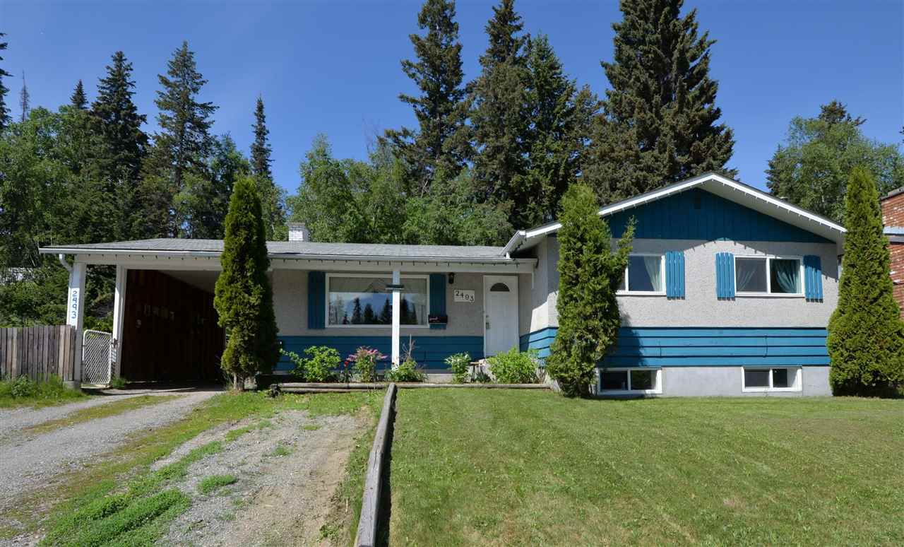 """Main Photo: 2493 UPLAND Street in Prince George: Assman House for sale in """"ASSMAN / PERRY / FRASERVIEW"""" (PG City Central (Zone 72))  : MLS®# R2253172"""