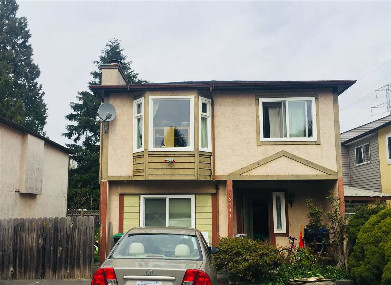 Main Photo: 12541 77A Avenue in Surrey: West Newton House for sale : MLS®# R2254276