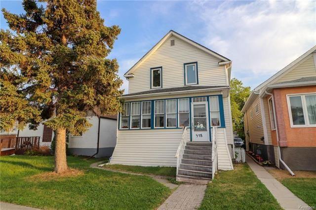 Main Photo: 578 Windsor Avenue in Winnipeg: East Elmwood Residential for sale (3B)  : MLS®# 1813803