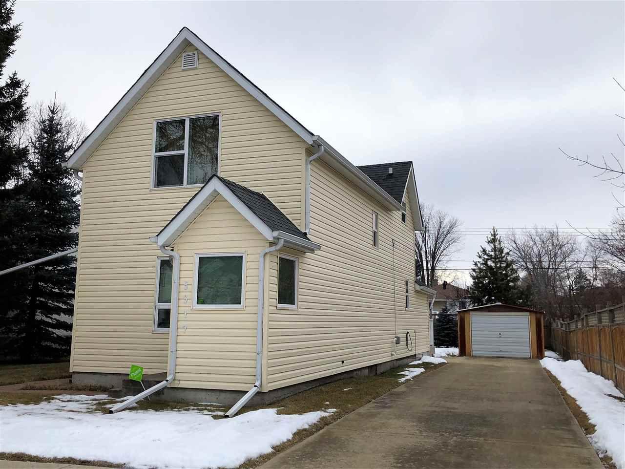 Main Photo: 5317 48 Avenue: Wetaskiwin House for sale : MLS®# E4136800