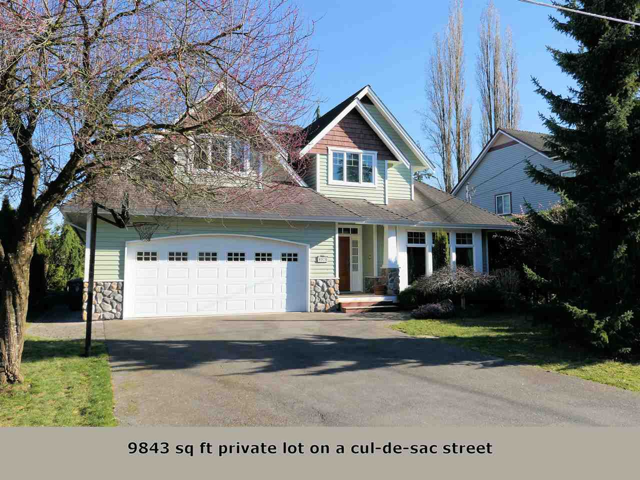 Main Photo: 8970 MOWAT Street in Langley: Fort Langley House for sale : MLS®# R2352430