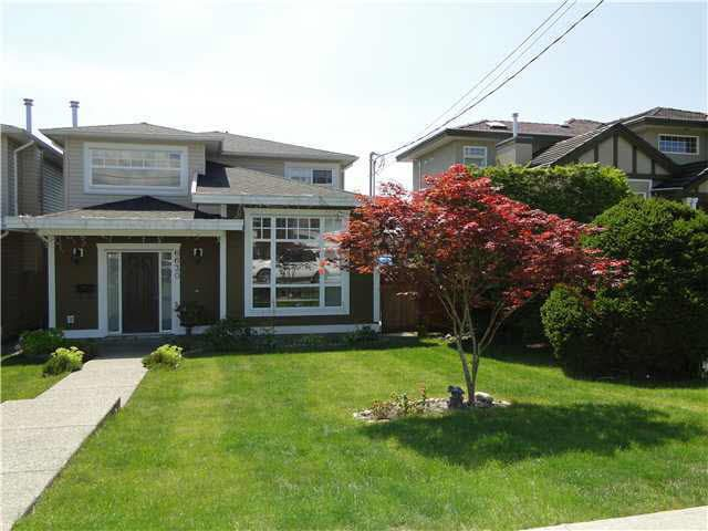 Main Photo: 6630 AUBREY Street in Burnaby: Sperling-Duthie House 1/2 Duplex for sale (Burnaby North)  : MLS®# R2355858