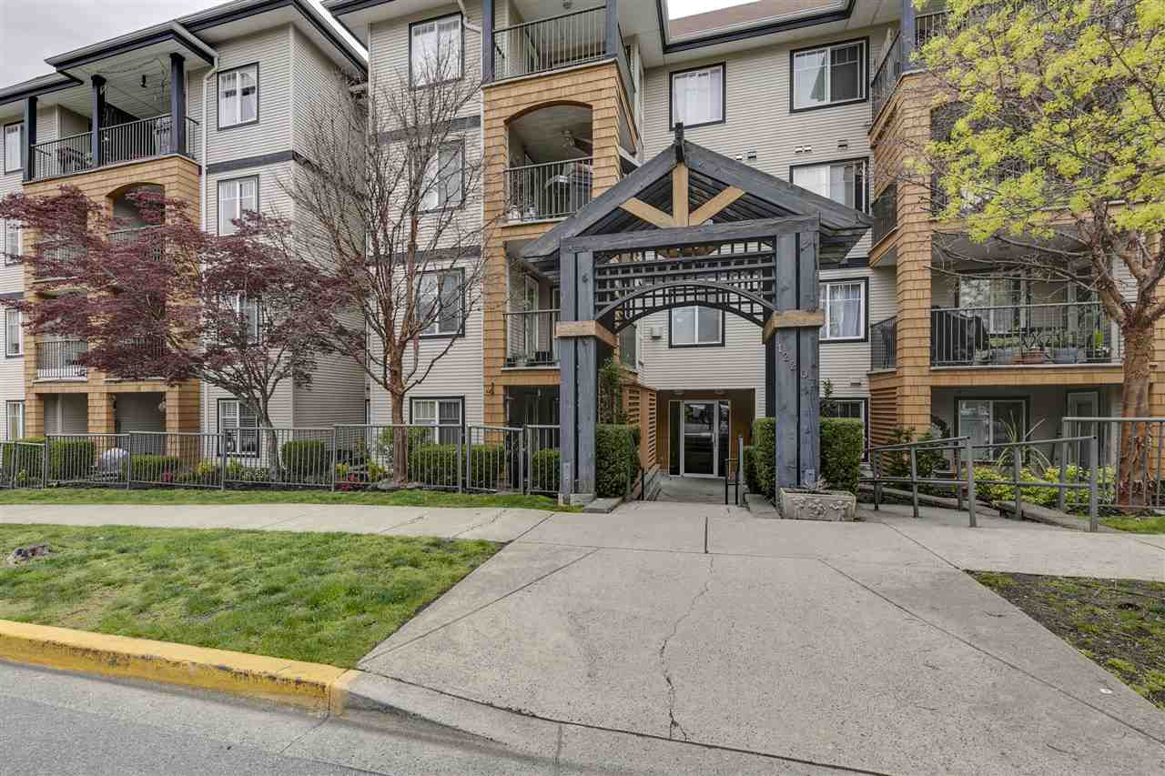 """Main Photo: 405 12207 224 Street in Maple Ridge: West Central Condo for sale in """"The Evergreen"""" : MLS®# R2357887"""