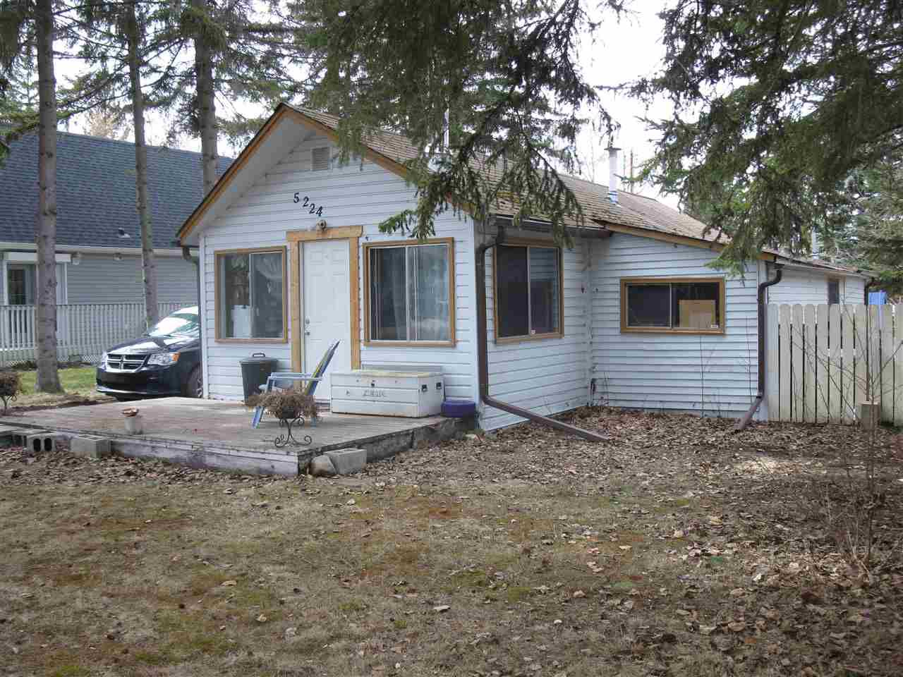 Main Photo: 5224 48 Ave: Rural Lac Ste. Anne County House for sale : MLS®# E4152474