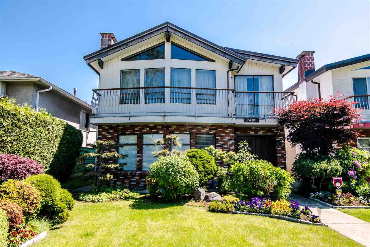 Main Photo: 6710 BROOKS Street in Vancouver: Killarney VE House for sale (Vancouver East)  : MLS®# R2372442
