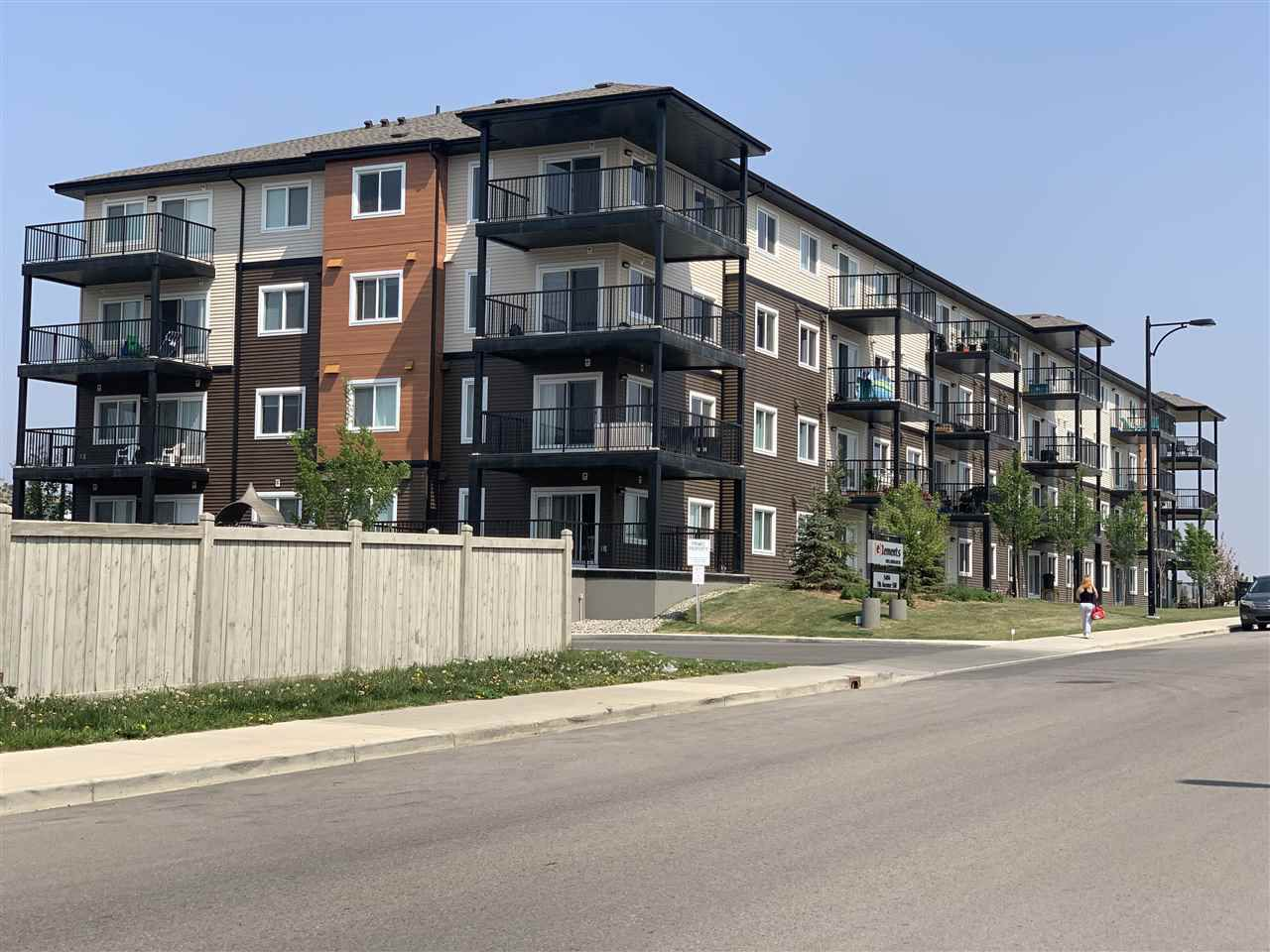 Main Photo: 110 5404 7 ave in Edmonton: Zone 53 Condo for sale : MLS®# E4160103