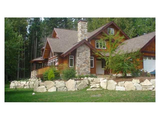 Main Photo: 1511 PARK Avenue: Roberts Creek House for sale (Sunshine Coast)  : MLS®# V879254