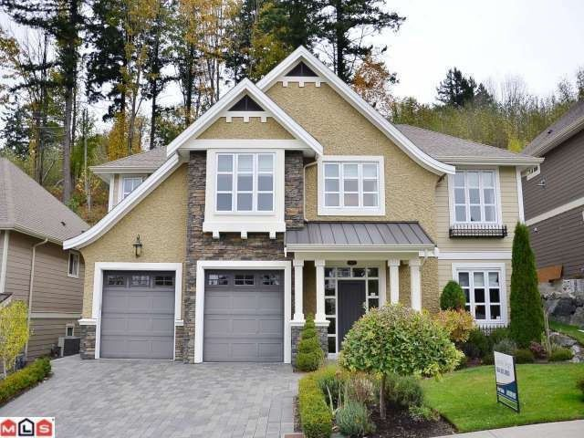 Main Photo: 3282 BOXWOOD CT in Abbotsford: Abbotsford East House for sale : MLS®# F1310413
