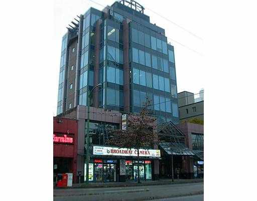 """Main Photo: 303 1055 BROADWAY BB W: Home for sale in """"MICHAELANGELO"""" (Vancouver West)  : MLS®# V4004036"""