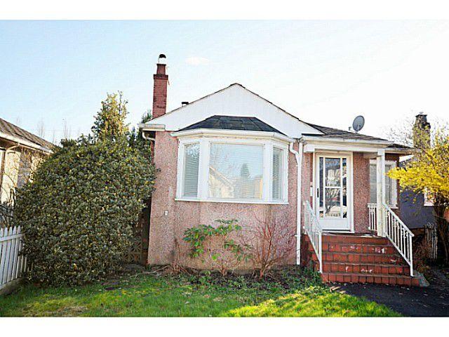 Main Photo: 2826 ADANAC Street in Vancouver: Renfrew VE House for sale (Vancouver East)  : MLS®# V1108856