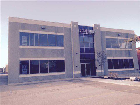 Main Photo: 81 Romina Drive in Vaughan: Concord Commercial for lease : MLS®# N3174570