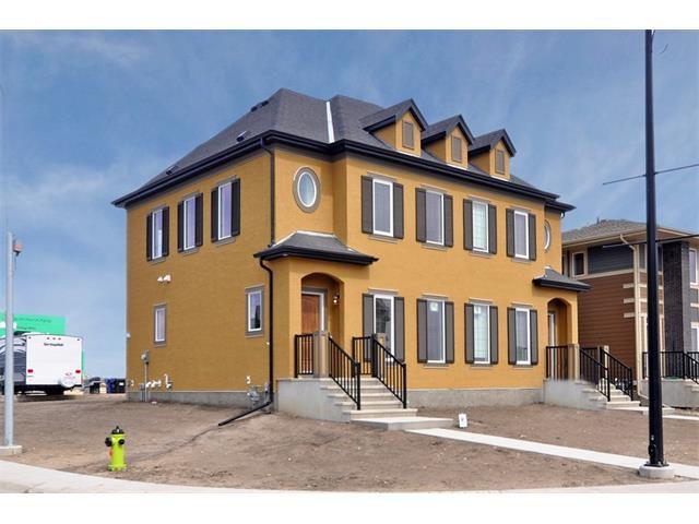 Main Photo: 463 Mahogany Boulevard SE in Calgary: Mahogany House for sale : MLS®# C4008313