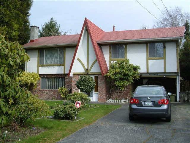 "Main Photo: 10060 GILBERT Road in Richmond: Broadmoor Manufactured Home for sale in ""BROADMOOR"" : MLS®# R2046500"