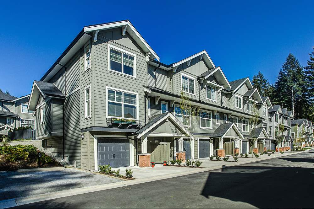 """Main Photo: 46 3461 PRINCETON Avenue in Coquitlam: Burke Mountain Townhouse for sale in """"BRIDLEWOOD II"""" : MLS®# R2053768"""