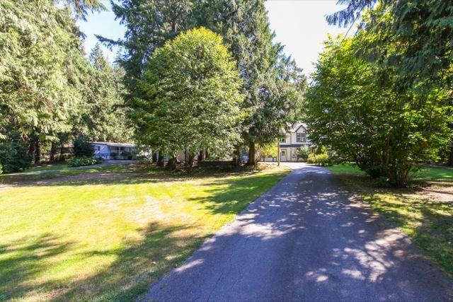 Photo 2: Photos: 11276 272 Street in Maple Ridge: Whonnock House for sale : MLS®# R2103226