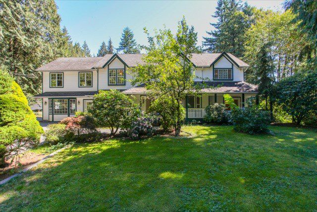 Photo 1: Photos: 11276 272 Street in Maple Ridge: Whonnock House for sale : MLS®# R2103226