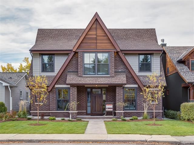 Main Photo: 1130 LANSDOWNE Avenue SW in Calgary: Elbow Park House for sale : MLS®# C4090895