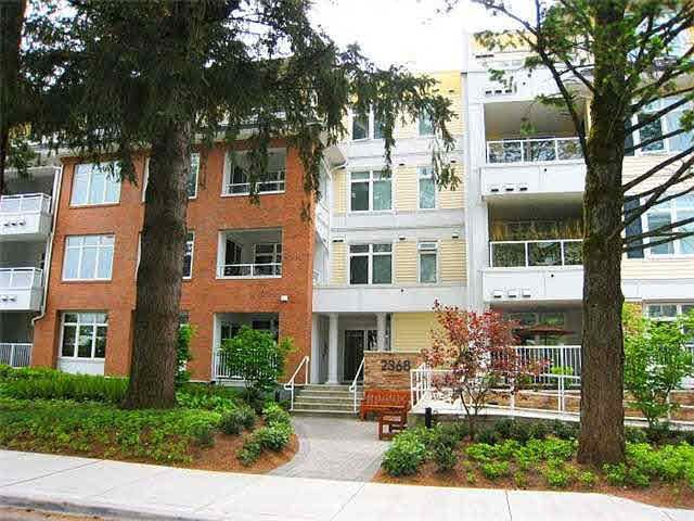 Main Photo: 403 2368 MARPOLE AVENUE in : Central Pt Coquitlam Condo for sale : MLS®# V1125323