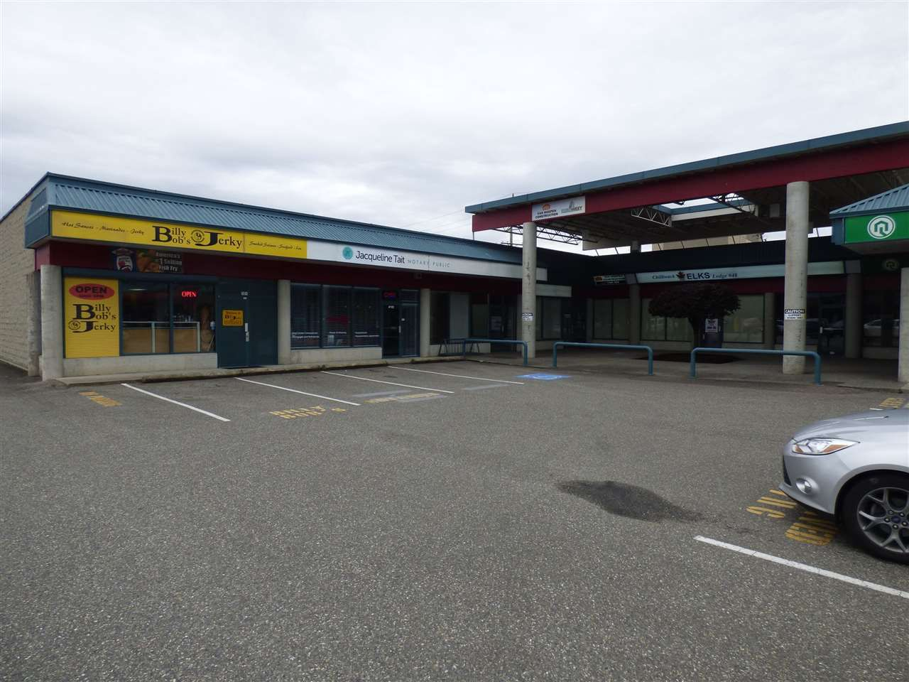 Main Photo: 103 A 8645 YOUNG Road in Chilliwack: Chilliwack W Young-Well Industrial for lease : MLS®# C8010936
