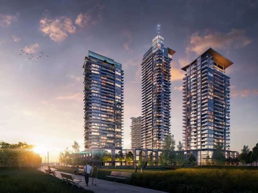 Main Photo: #3503 at LUMINA by THIND in : Brentwood Park Condo  (Burnaby North)