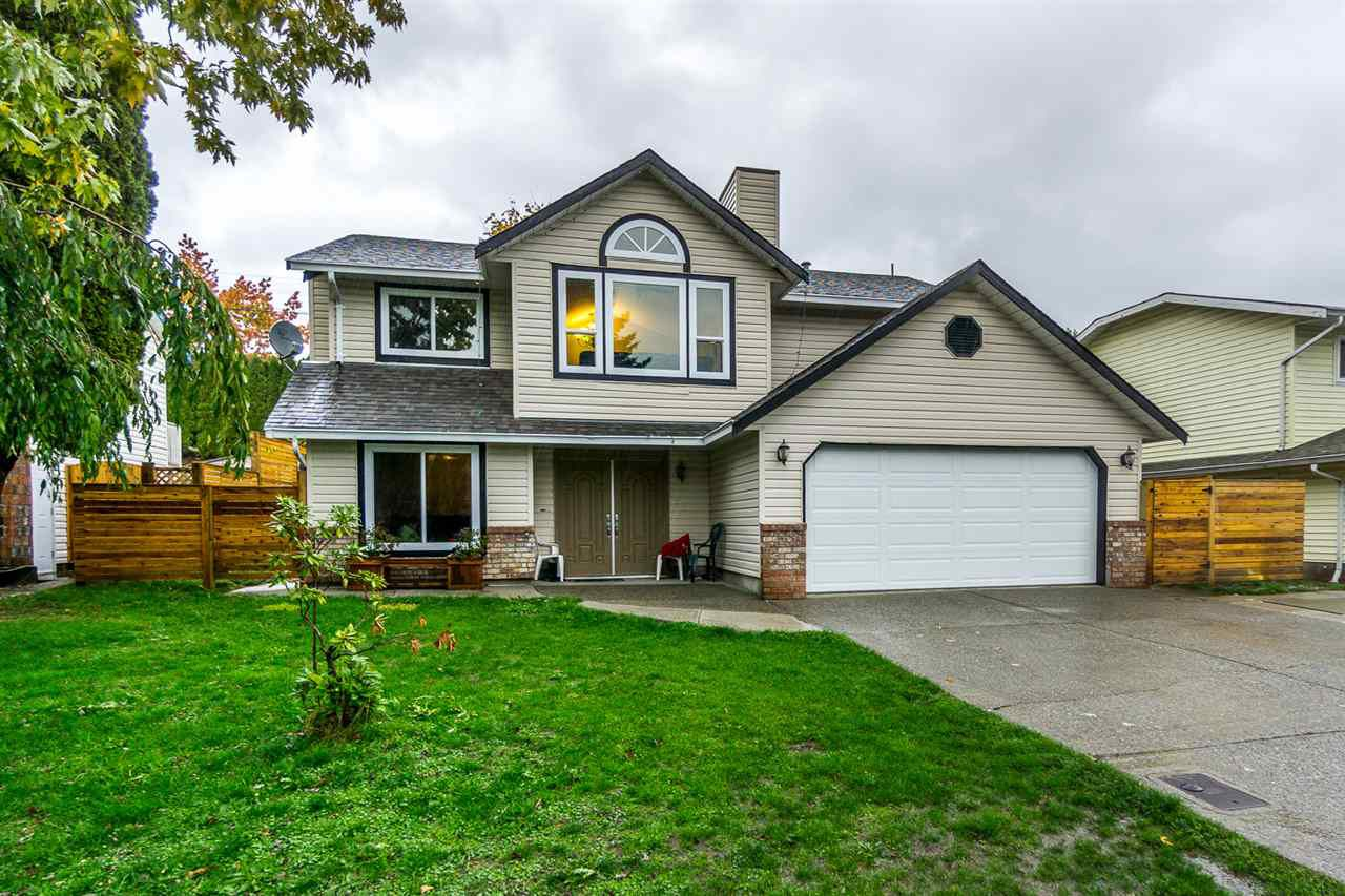 Main Photo: 31255 DEHAVILLAND Drive in Abbotsford: Abbotsford West House for sale : MLS®# R2215821