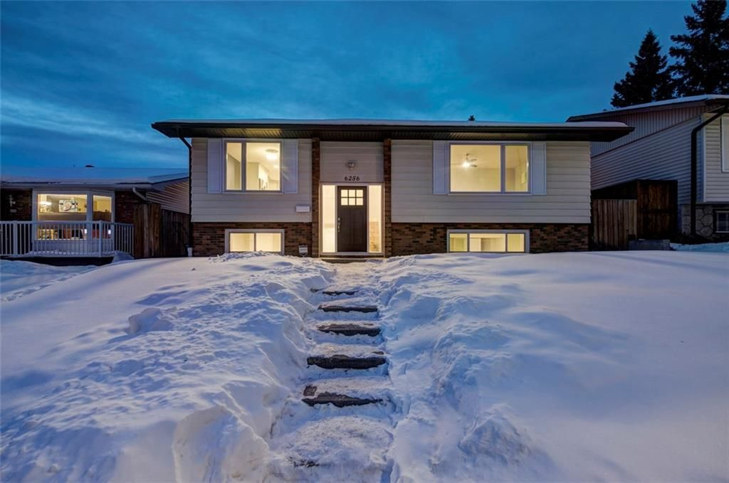 Main Photo: 6256 SILVER SPRINGS Hill(S) NW in Calgary: Silver Springs House for sale : MLS®# C4171864