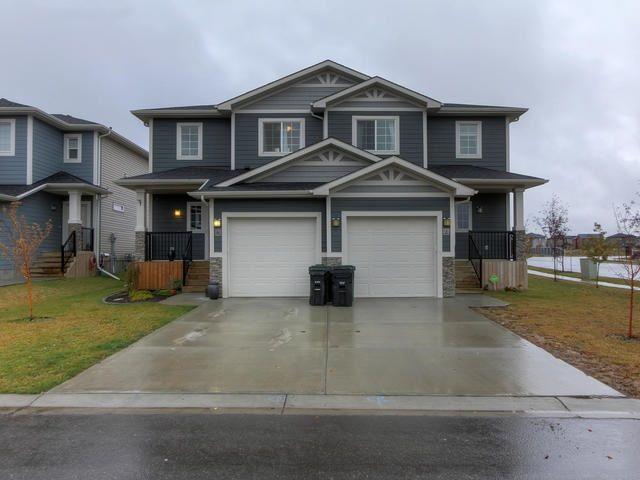 Main Photo: 4 Hazelwood Lane: Spruce Grove House Half Duplex for sale : MLS®# E4132839