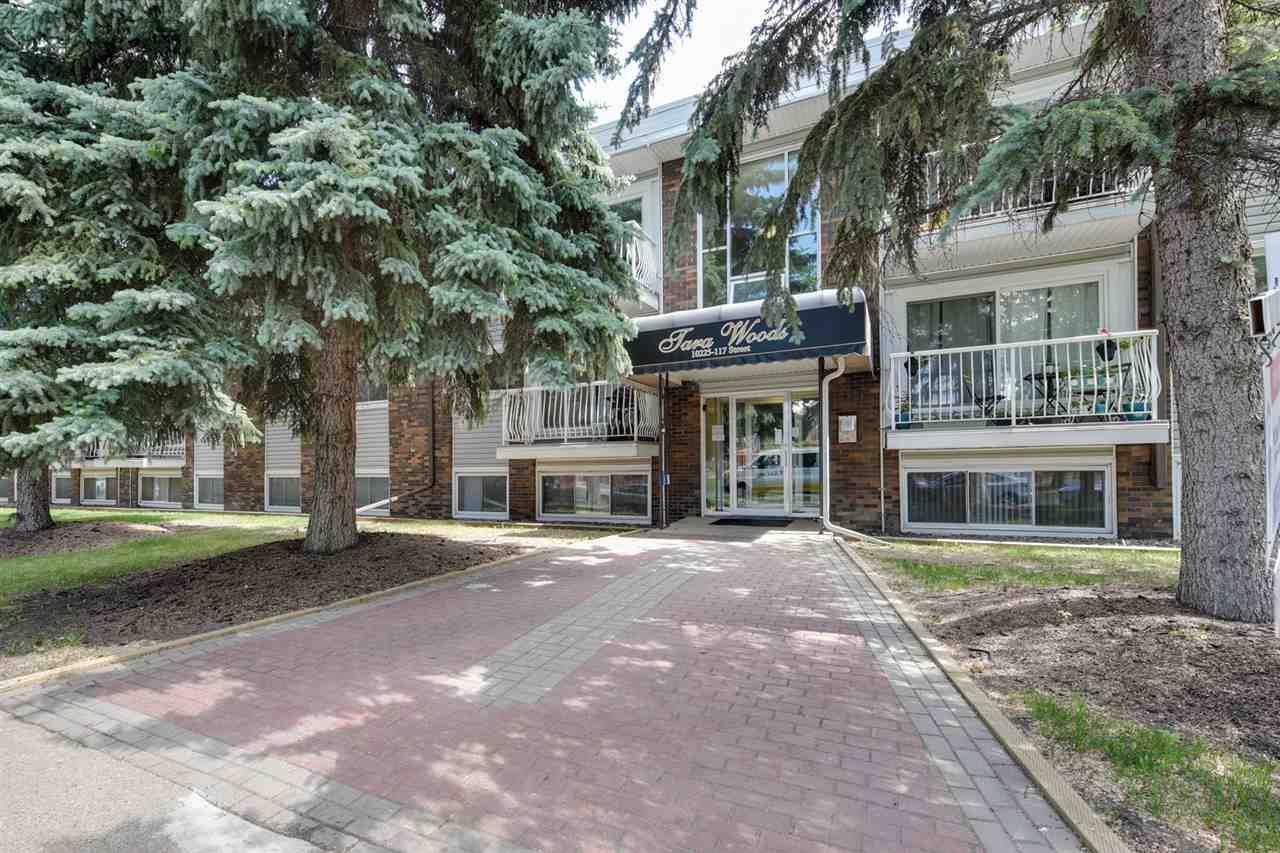 Main Photo: 304 10225 117 Street in Edmonton: Zone 12 Condo for sale : MLS®# E4133399