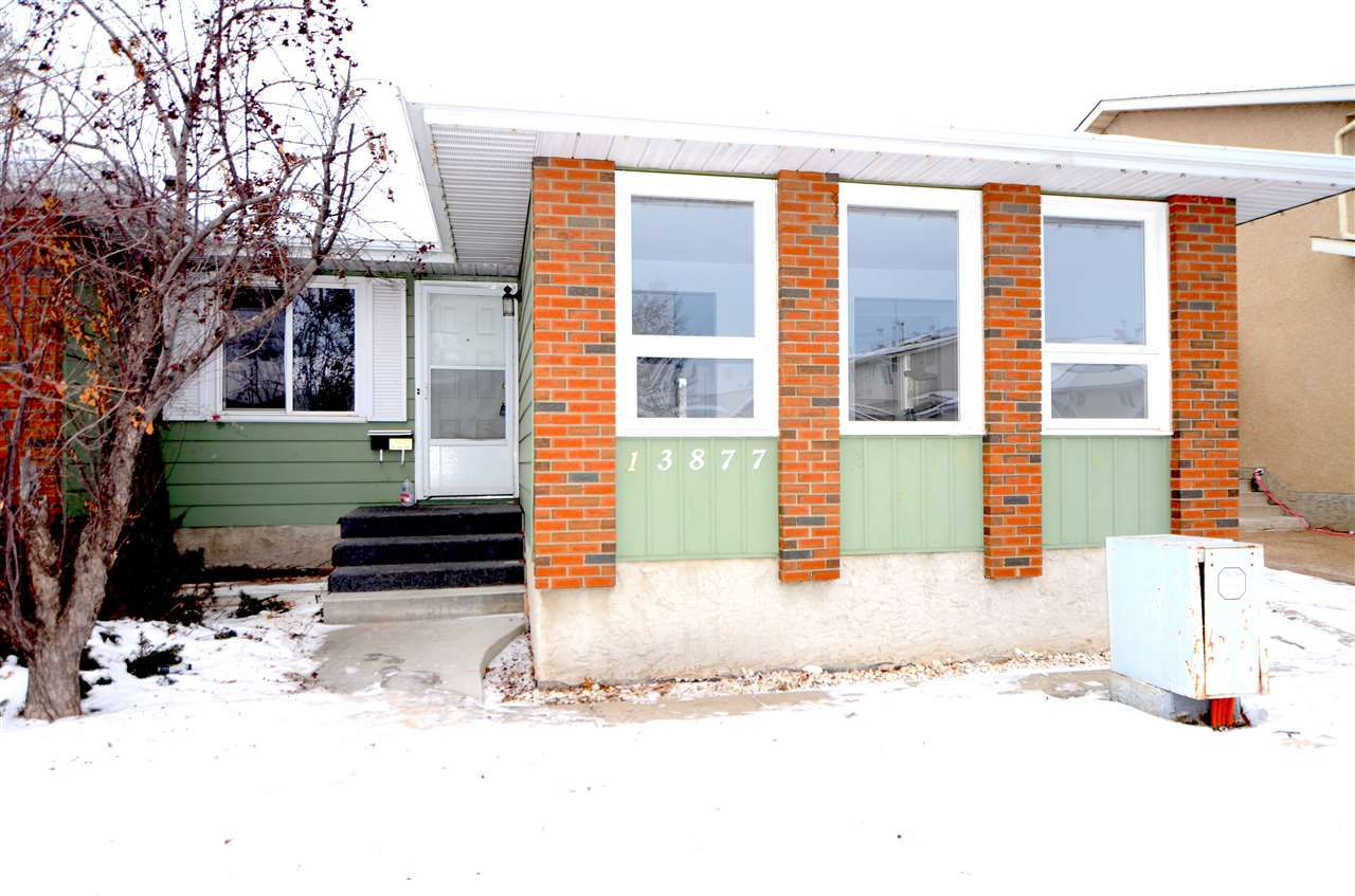 Main Photo: 13877 114 Street in Edmonton: Zone 27 Townhouse for sale : MLS®# E4138771