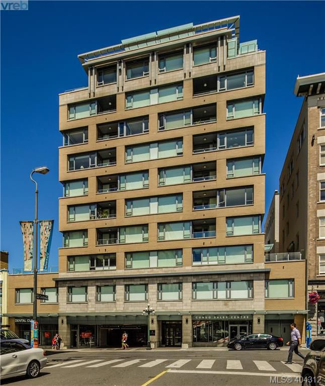 Main Photo: 701 608 Broughton Street in VICTORIA: Vi Downtown Condo Apartment for sale (Victoria)  : MLS®# 404312
