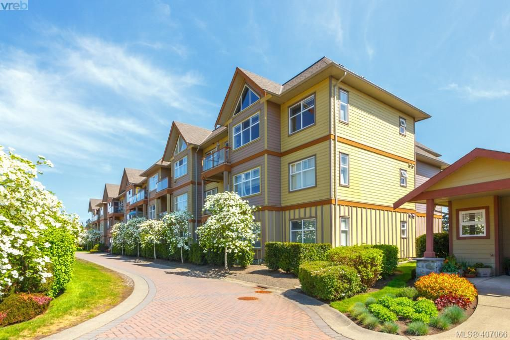 Main Photo: 213 1959 Polo Park Court in SAANICHTON: CS Saanichton Condo Apartment for sale (Central Saanich)  : MLS®# 407066