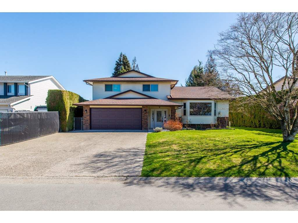 Main Photo: 45093 MOUNTVIEW Way in Sardis: Sardis West Vedder Rd House for sale : MLS®# R2352510