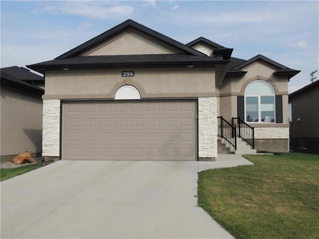 Main Photo: 294 Philip Lee Drive in Winnipeg: Transcona Residential for sale (3K)  : MLS®# 1907479