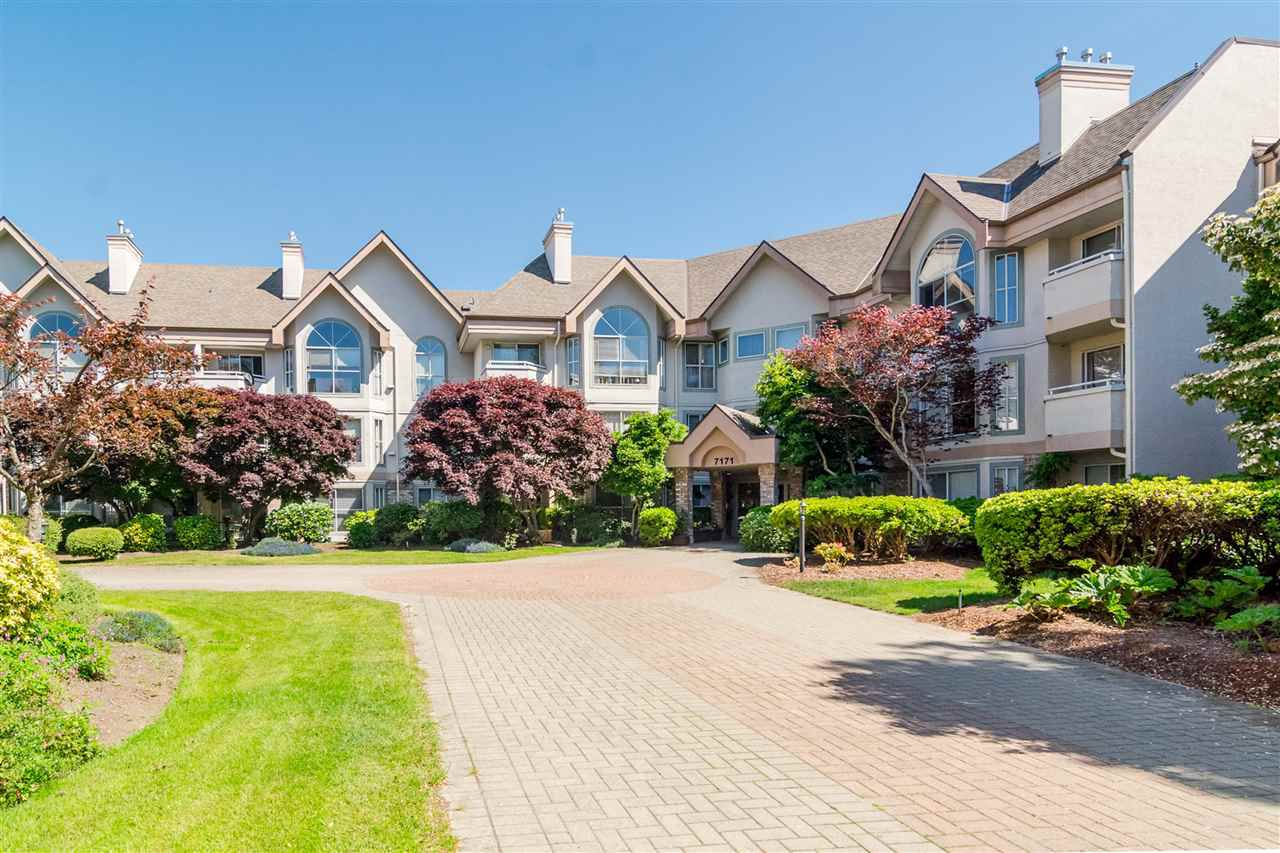 """Main Photo: 109 7171 121 Street in Surrey: West Newton Condo for sale in """"HIGHLANDS"""" : MLS®# R2367937"""