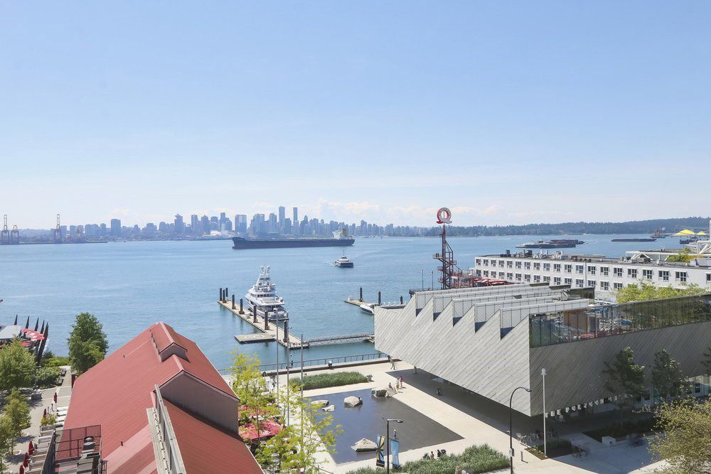 Main Photo: 602 133 E ESPLANADE in North Vancouver: Lower Lonsdale Condo for sale : MLS®# R2373549