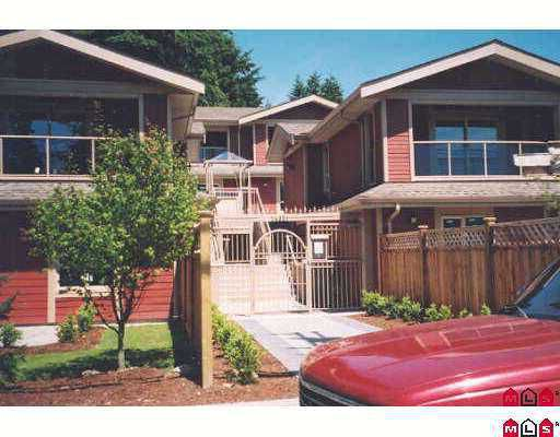 """Main Photo: 3 14921 THRIFT AV: White Rock Townhouse for sale in """"Nicole Place"""" (South Surrey White Rock)  : MLS®# F2601618"""