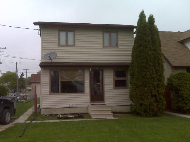 Main Photo: 1033 BLAIR Street in WINNIPEG: St Boniface Residential for sale (South East Winnipeg)  : MLS®# 1110837