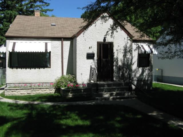 Main Photo: 51 Glenlawn Avenue in WINNIPEG: St Vital Residential for sale (South East Winnipeg)  : MLS®# 1113146