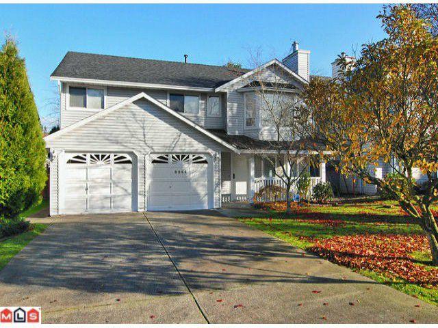 "Main Photo: 8944 213TH Street in Langley: Walnut Grove House for sale in ""Walnut Grove"" : MLS®# F1127677"