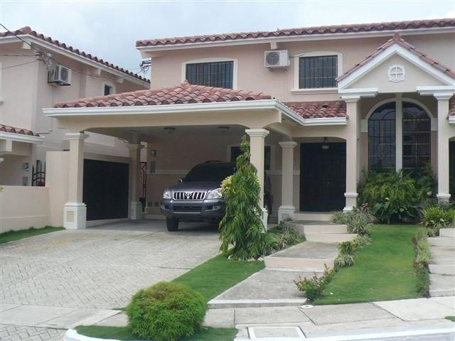 Main Photo:  in Panama City: House Duplex for rent (Betania)