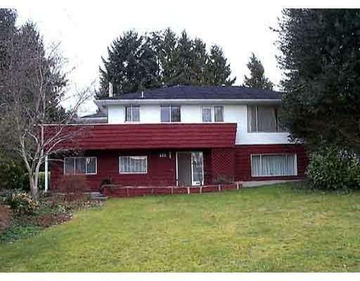 Main Photo: 412 W St. James Road in North Vancouver: Delbrook House for sale : MLS®# V273247